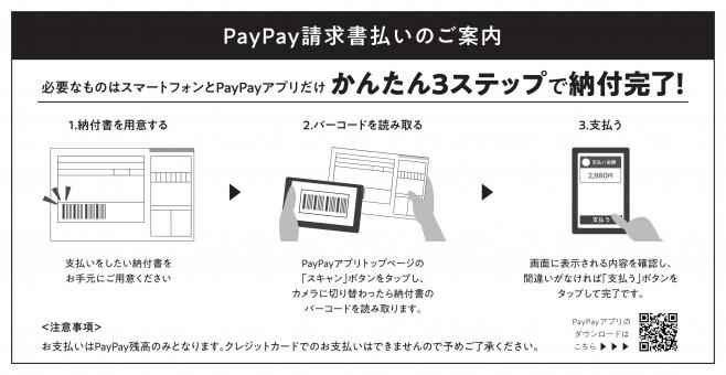 paypay 税金