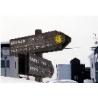 Interchange with Saint Moritz